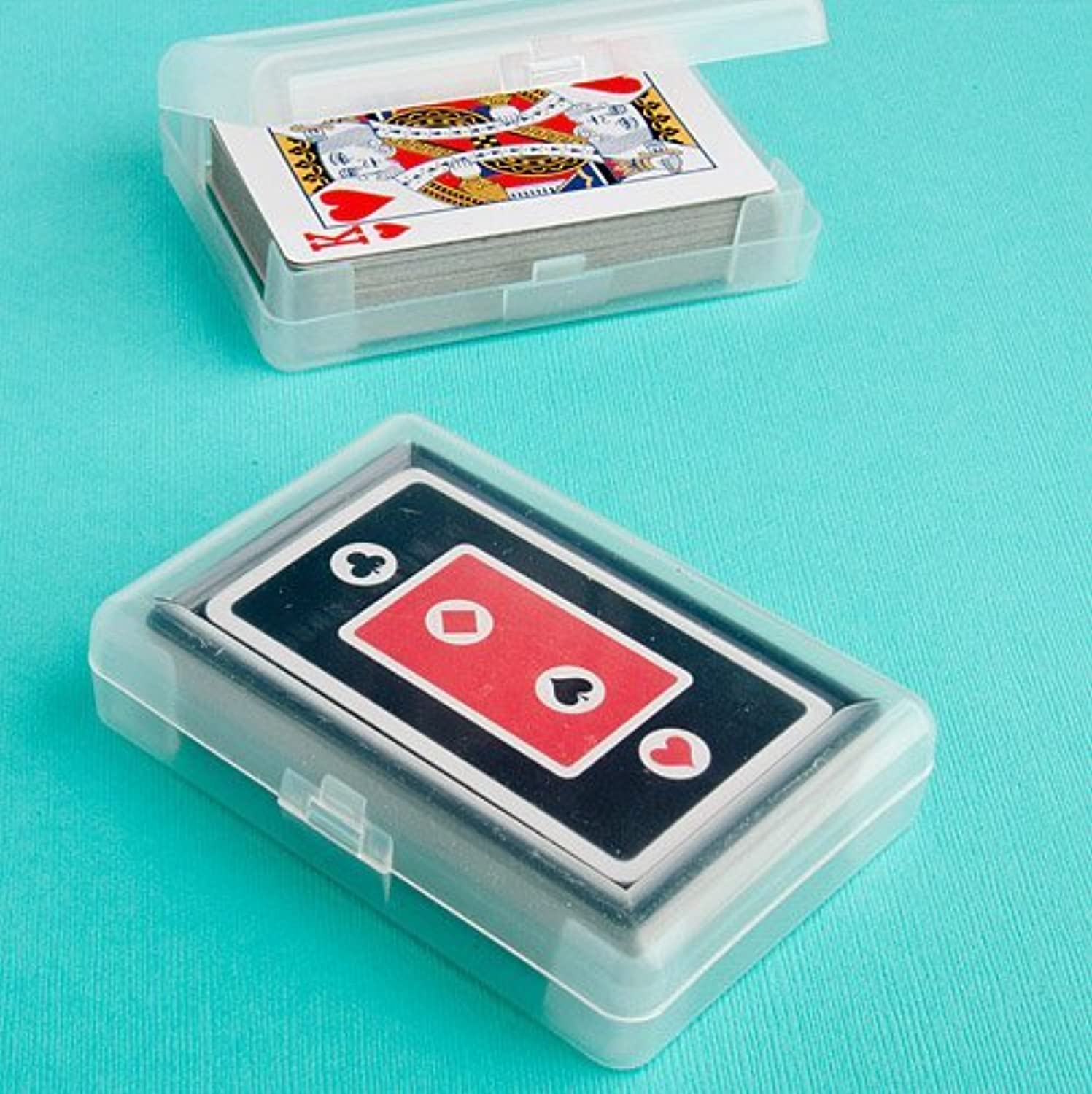 Perfectly Plain Collection Playing Card Favors , 80 by FavorOnline