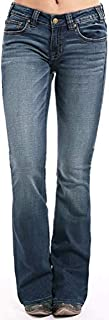 Rock & Roll Cowgirl Women's Mid Rise Extra Stretch Jeans