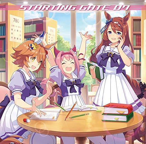 スマホゲーム『ウマ娘 プリティーダービー』STARTING GATE 07