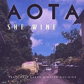 She Wine (feat. Kali Deeps & 20/20 DaVision)