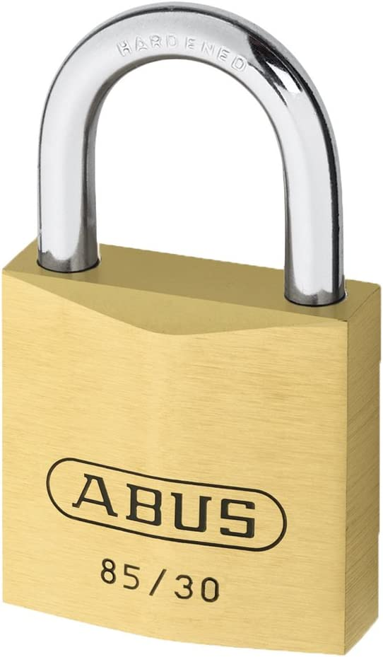 Fresno Mall Abus 85 30mm Brass Padlock Super special price