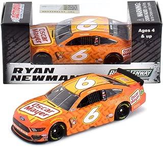Lionel Racing Ryan Newman 2019 Oscar Meyer Ford Mustang NASCAR Diecast Car 1:64 Scale
