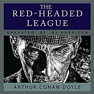 The Red-Headed League cover art