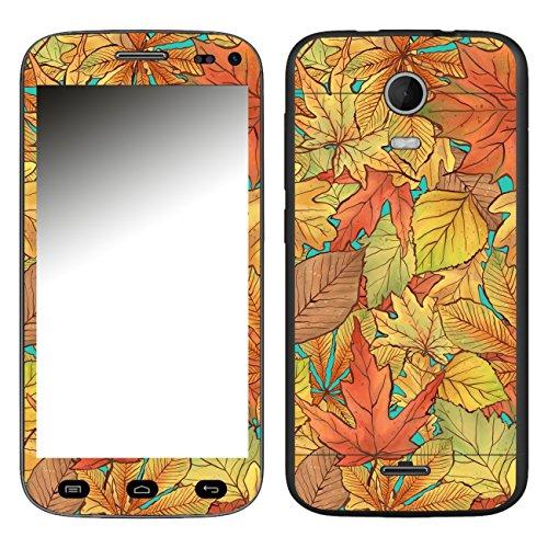 Disagu SF-106037_1187 Design Folie für Wiko Darkmoon - Motiv Herbstblätter_04