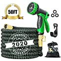 Megfenpa Expandable Flexible Water Pocket Garden Hose