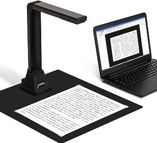 iCODIS スキャナー 高画質USB書画カメラ 500万画素 日本語文章識別 スキャナー a4 OCR機能 LEDライト付き 教室 オフィス