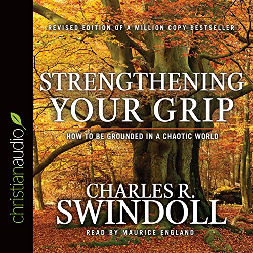 Strengthening Your Grip audiobook cover art