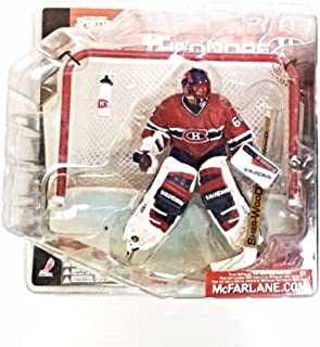 McFarlane NHL Series 1: Jose Theodore Montreal Canadians Goalie RED JERSEY