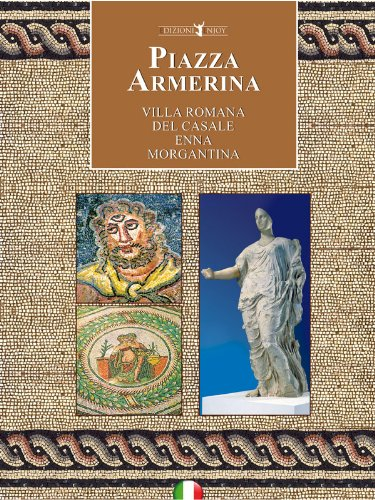 Piazza Armerina Villa Romana del casale Enna Morgantina
