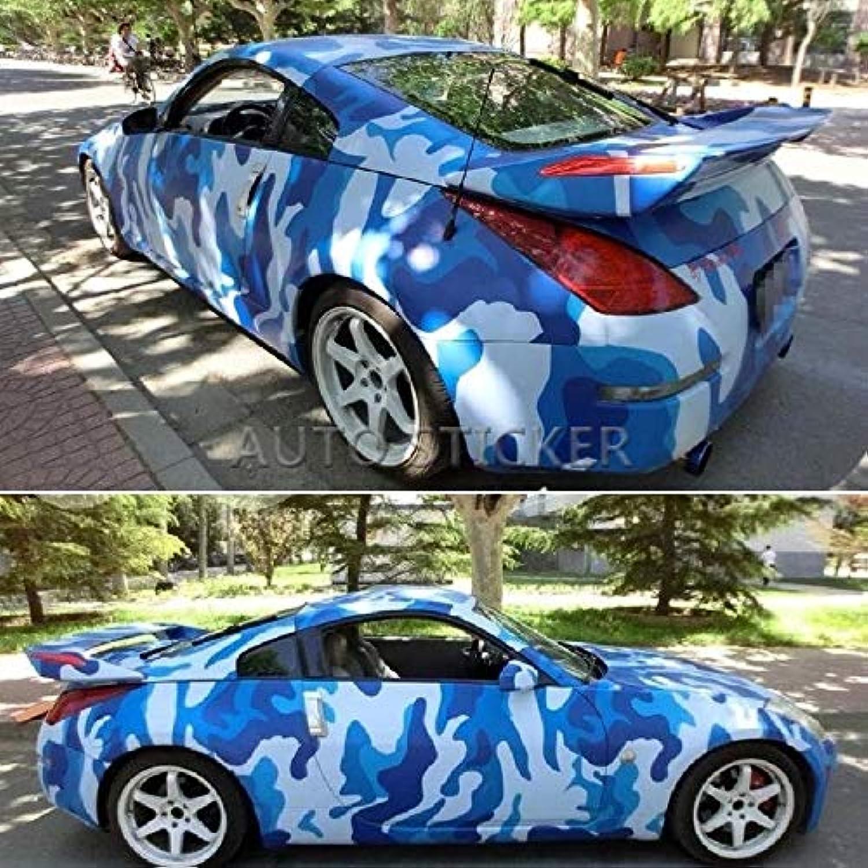 1 52x5m 10m 15m 20m 25m 30m bluee Sticker Auto Body Sticker