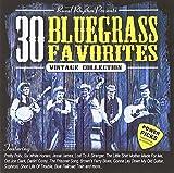 30 Bluegrass Favorites Power Picks: Vintage...