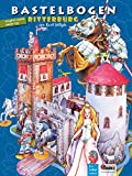 Atelier Color Ritterburg Bastelbogen: 3D bespielbare Burgkulisse für Ritter und Prinzessin