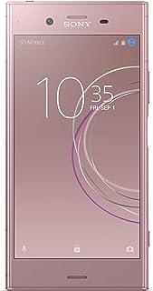 Sony Xperia XZ1 Dual Sim - 64 GB, 4GB RAM, 4G LTE, Venus Pink