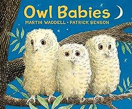Owl Babies by [Martin Waddell, Patrick Benson]