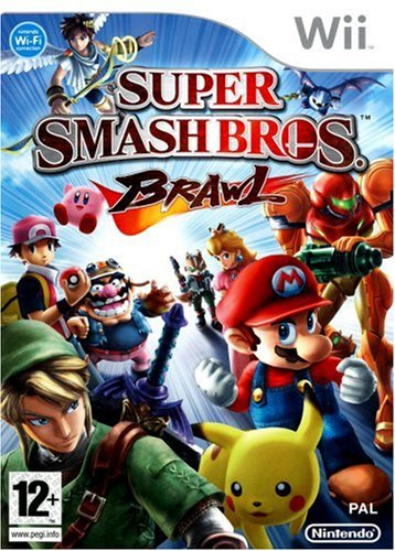 Super Smash Bros. Brawl [Pegi]
