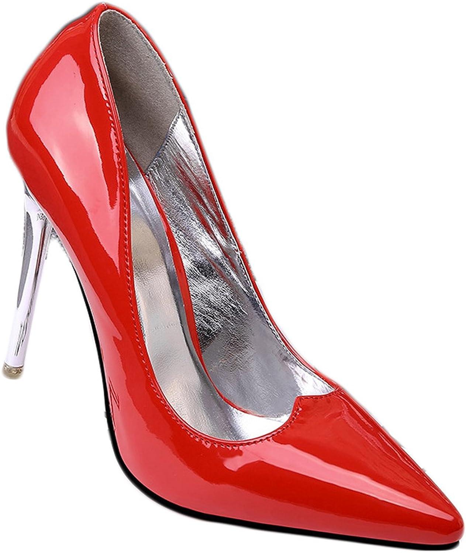 No.66 Town Women's Stiletto High Heel OL-Style Dress Pumps