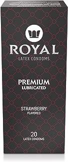 mates strawberry condoms