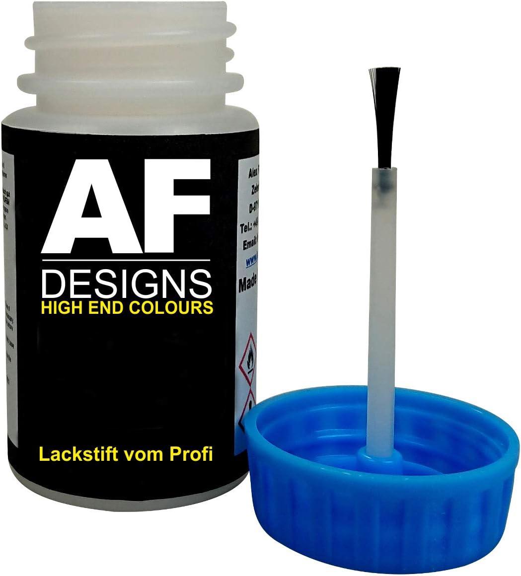 Alex Flittner Designs Lackstift Ral 7016 Anthrazitgrau Matt 50ml Schnelltrocknend Acryl Auto
