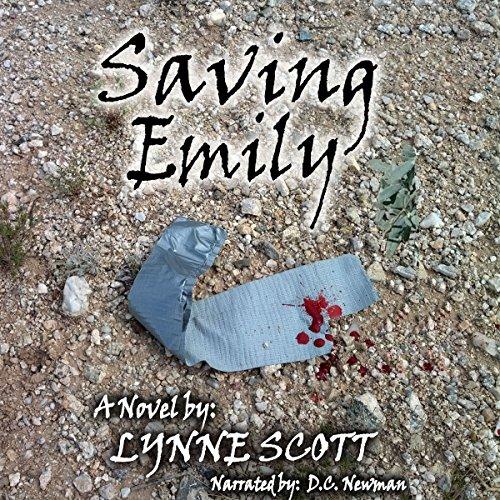 Saving Emily audiobook cover art