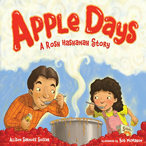 Apple Days audiobook cover art