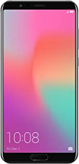 HUAWEI Honor View10 128GB - Unlocked GSM 4G Android Phone w/Dual 20MP/16MP Camera - Black (Renewed)