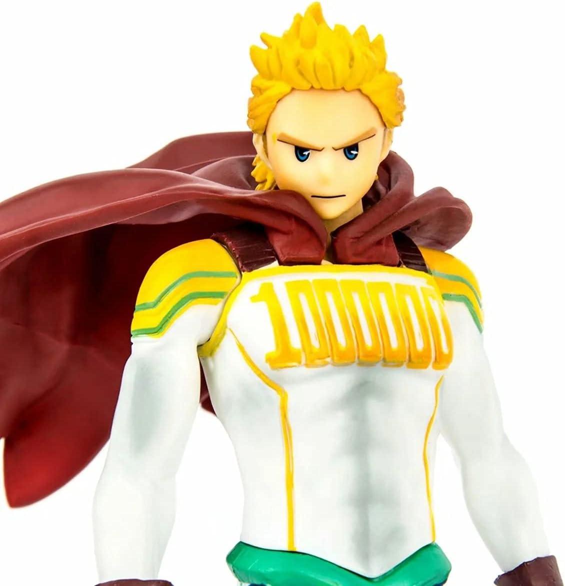 My Hero Academia - Million Figurine trust Highly Arlington Mall Inch 7 Detailed