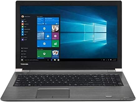 TOSHIBA Tecra 15.6 inch HD Business Flagship High Performance Laptop, Intel Core i7-7500U, 16GB RAM, 256 GB M.2 SSD, VGA + HDMI, DVD +/-RW, Windows 10 Pro