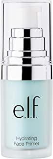 e.l.f., Hydrating Face Primer, Lightweight, Long Lasting, Creamy, Hydrates, Smooths, Fills in Pores and Fine Lines, Natura...