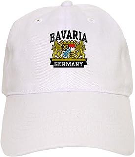 CafePress Bavaria Germany Baseball Cap