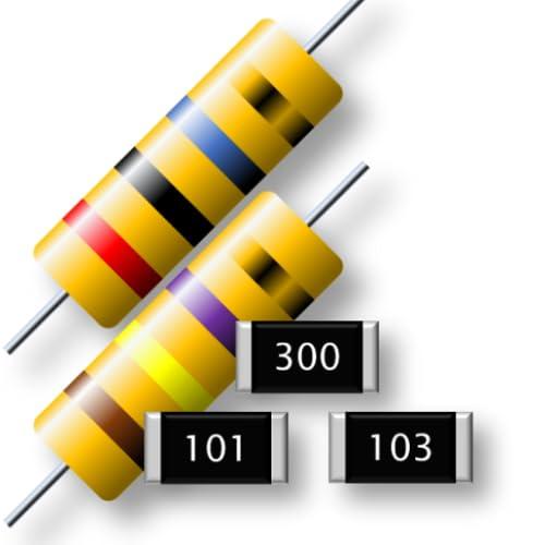 Resistor navi