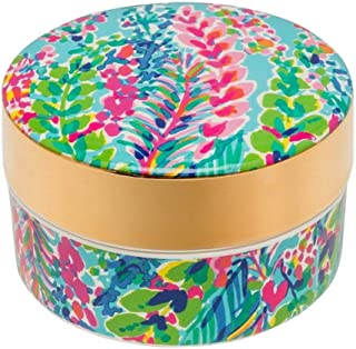 Lilly Pulitzer Women's Ring Dish with Lid (Catch The Wave)
