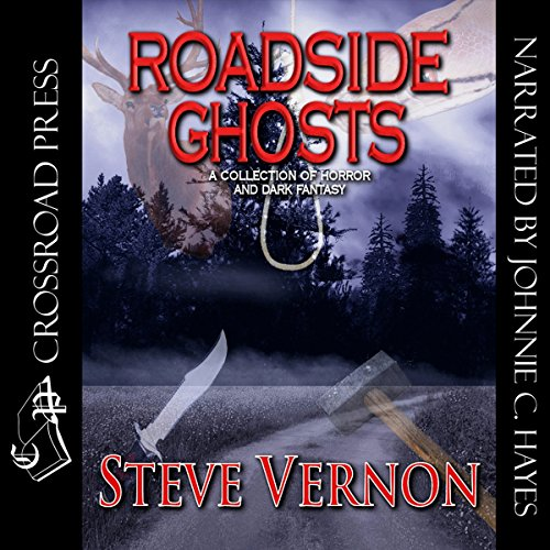 Roadside Ghosts audiobook cover art