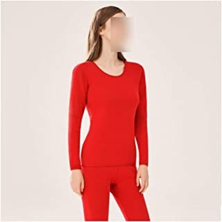 Lingerie Sets Thermal underwear women's suit thickening and velvet self-cultivation bottoming can not afford the ball, no ...