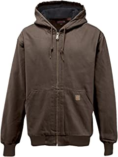 Men's Carson Fleece Lined Cotton Duck Jacket