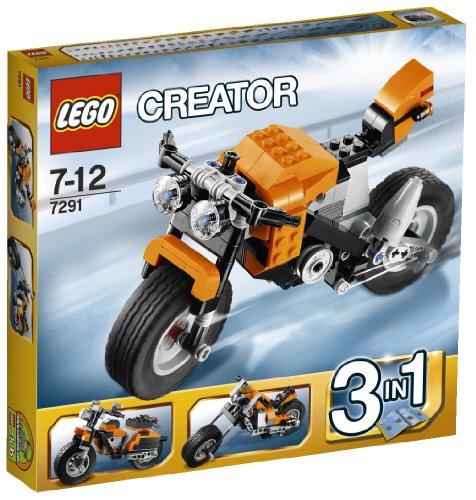 LEGO Creator 7291 - Straßenrennmaschine