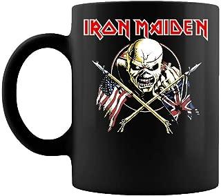 Iron Maiden 2019 Tour Men's Coffee Mug Gift Coffee Mug 11OZ Coffee Mug