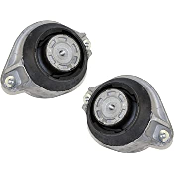 Bapmic 2042404317 Engine Motor Mount for Mercedes-Benz W204 W212 C300 C350 Pack of 2