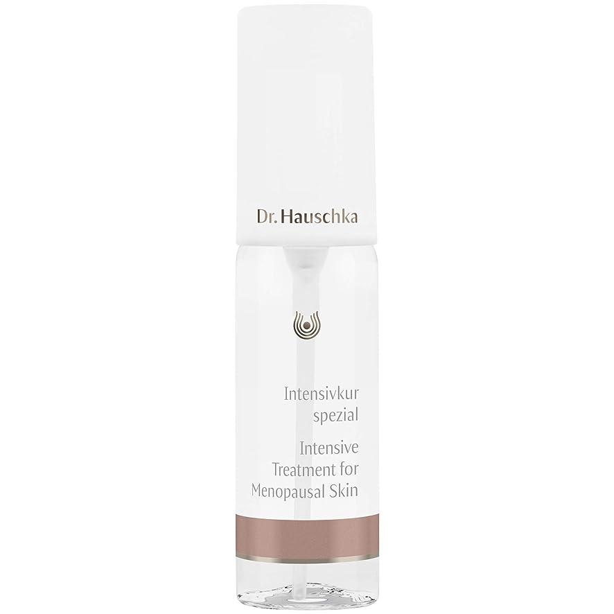 早く子供っぽい飾り羽[Dr Hauschka] 更年期の皮膚05 40ミリリットルのためのDrハウシュカ集中治療 - Dr Hauschka Intensive Treatment for Menopausal Skin 05 40ml [並行輸入品]