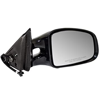 OE Replacement Pontiac Grand Prix Driver Side Mirror Outside Rear View Unknown Partslink Number GM1320191