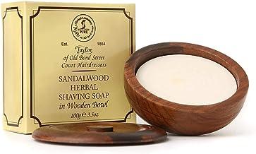 Taylor of Old Bond Street Jabón de afeitar Sándalo Taylor of Old Bond Street Bol madera 100gr 300 g