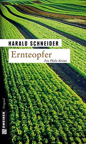 Image of Ernteopfer (Kriminalromane im GMEINER-Verlag)