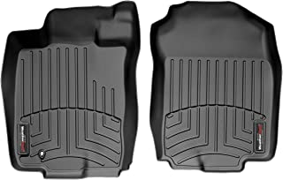 WeatherTech Custom Fit Front FloorLiner for Ford Fusion (Black)