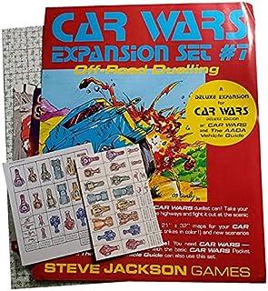 Car Wars Pocket Box Expansion Set 7 - Off-Road Duelling