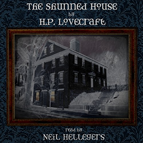The Shunned House audiobook cover art