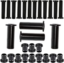 NICHE Complete Front and Rear A-Arm Bushing Kit For 2008-2014 Polaris RZR 800 S 4 5439874 5436973 5437229
