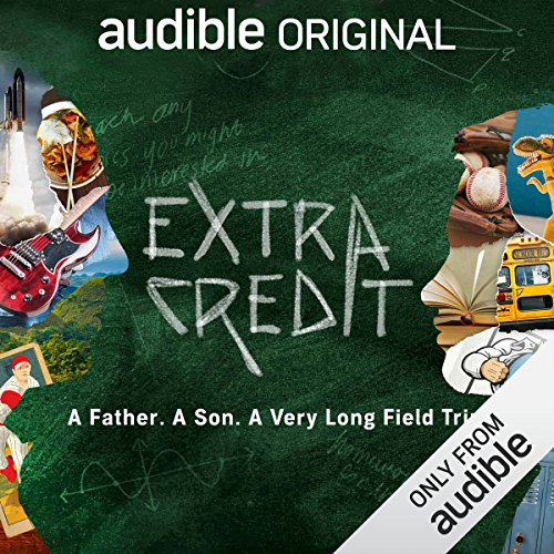 Extra Credit, Season 2 audiobook cover art