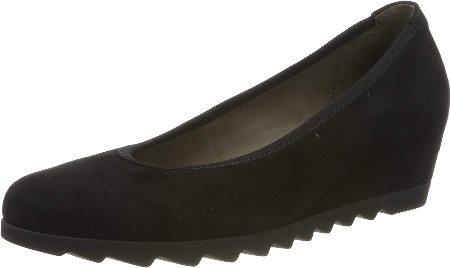 Gabor Women Pumps Black, (black) 25.320.17