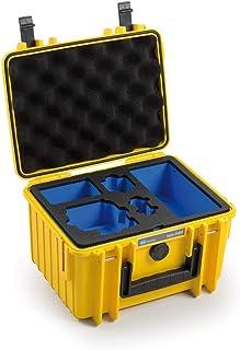 B&W Outdoor Case Hard Case Case Type 2000, Inlay: GoPro Hero 8 en accessoires (hardcase koffer IP67, waterdicht, binnenmaa...