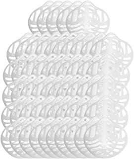 25/35/45/55PC Adults Silicone Face Cover 3D-Bracket Internal Support Frame ṁɑşḱ Face Bandana Inner Holder Stand Internal S...