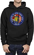 WYLIN IUEC-Local-4 Men's Athletic Pullover Hoodies Long Sleeve Sweatshirts with Pockets